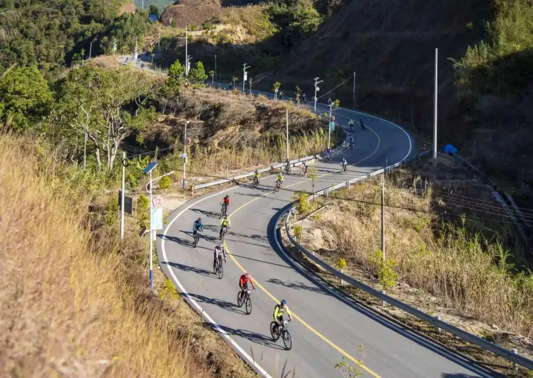 2020陆河百公里骑行活动鸣锣 陆河新闻 第3张