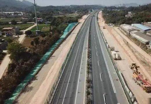 深汕西高速改扩建项目潭西至鹅埠段将开工 特别关注 第2张