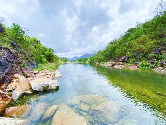 海丰最美的山水静地 洋公坝迎来丰水期 海丰新闻 第5张