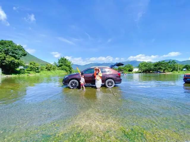 海丰最美的山水静地 洋公坝迎来丰水期 海丰新闻 第2张