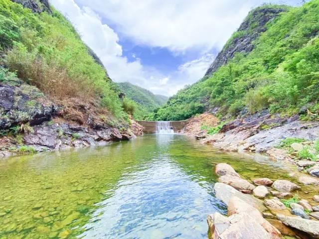 海丰最美的山水静地 洋公坝迎来丰水期 海丰新闻 第6张