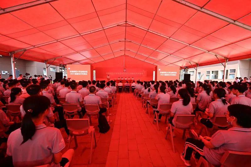 华师汕尾校区首届600多名新生来了 汕尾新闻 第7张